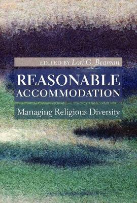 Reasonable Accommodation: Managing Religious Diversity (Hardback)