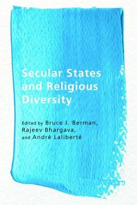 Secular States and Religious Diversity - Ethnicity and Democratic Governance (Paperback)