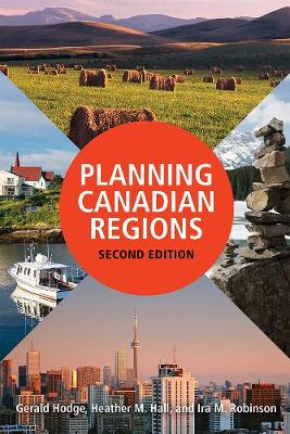 Planning Canadian Regions, Second Edition (Paperback)