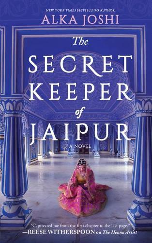 The Secret Keeper of Jaipur - Jaipur Trilogy 2 (Hardback)