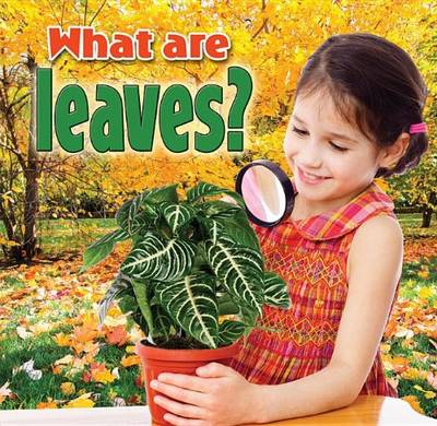 What are Leaves? - Plants Close-up (Paperback)