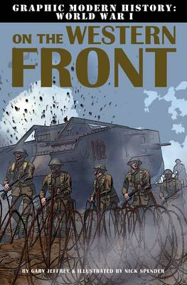 On The Western Front - Graphic Modern History WW1 (Paperback)
