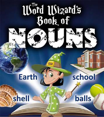 Book of Nouns - Word Wizard (Paperback)