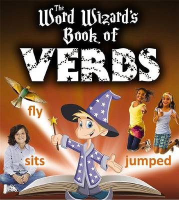 Book of Verbs - Word Wizard (Paperback)