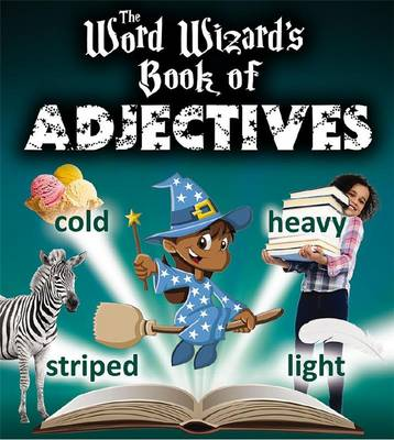 Book of Adjectives - The Word Wizards (Paperback)