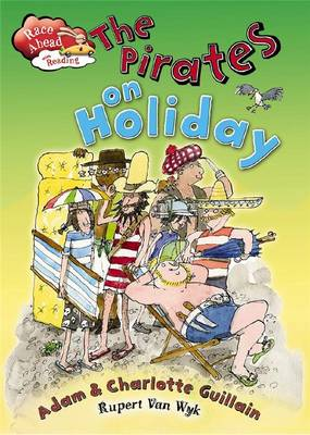 Pirates on Holiday - Race Ahead with Reading (Paperback)