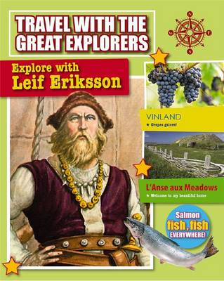 Leif Eriksson - Travel with the Great Explorers (Paperback)
