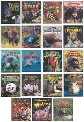 Earth's Endangered Animals - Earth's Endangered Animals S. (Paperback)