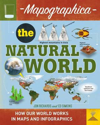 The Natural World - Mapographica (Paperback)