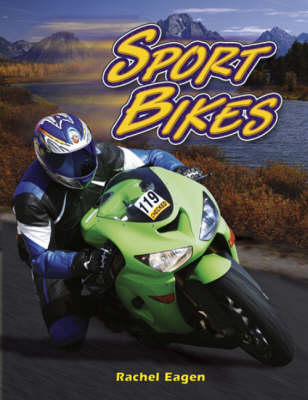 Sport Bikes (Paperback)