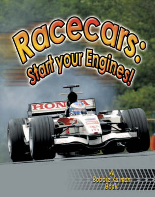 Racecars: Start Your Engines! (Paperback)