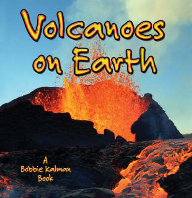Volcanoes on Earth (Paperback)