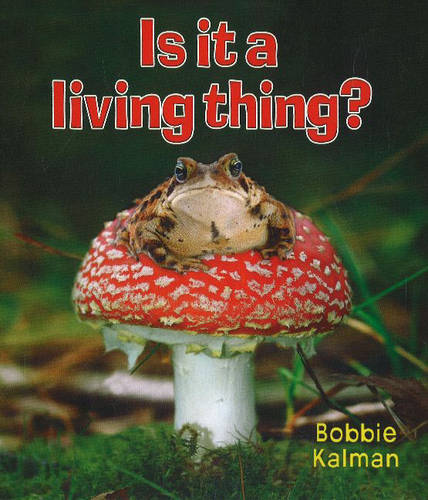 Is it a Living Thing? (Hardback)