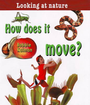 How Does it Move? (Paperback)