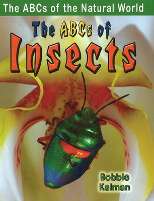 The ABCs of Insects - ABCs of the Natural World (Hardback)