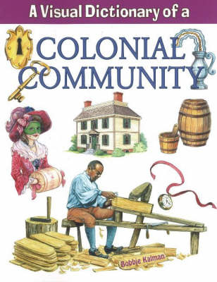 Visual Dictionary of a Colonial Community (Paperback)