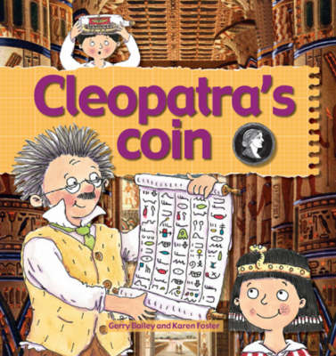 Cleopatra's Coin - Stories of Great People (Hardcover) (Paperback)