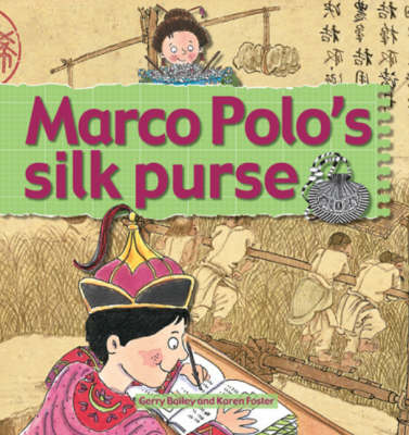 Marco Polo's Silk Purse - Stories of Great People (Hardcover) (Paperback)