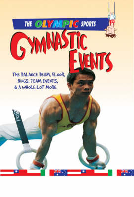 Gymnastic Events - Olympic Sports (Saunders) (Paperback)