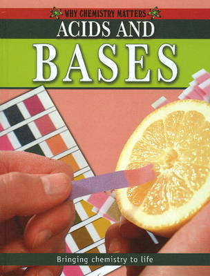 Acids and Bases (Paperback)