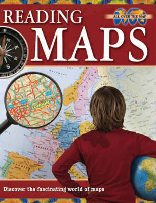 Reading Maps - All Over The Map (Paperback)