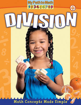 Division - My Path to Math (Library) (Hardback)
