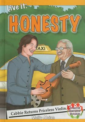 Live It: Honesty - Crabtree Character Sketches (Hardback)