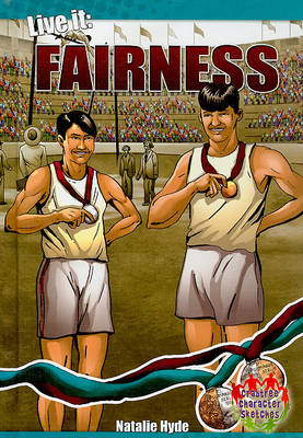 Live It: Fairness - Crabtree Character Sketches (Hardback)