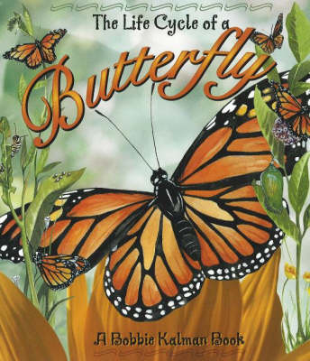 Life Cycle of a Butterfly - Life Cycle