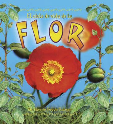 El Ciclo de Vida de La Flor (Hardback)