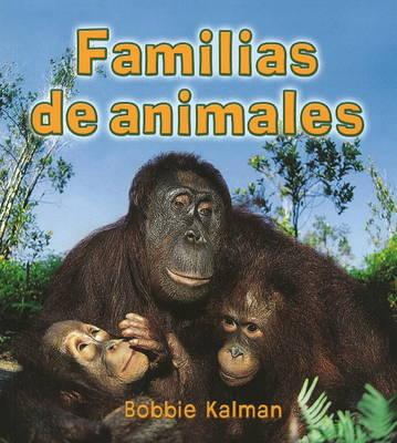 Familias de Animales (Hardback)
