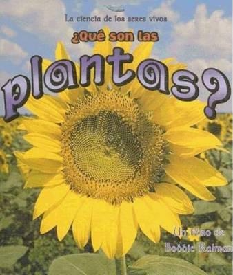 Que son las Plantas? - La Ciencia de los Seres Vivos (Hardback)