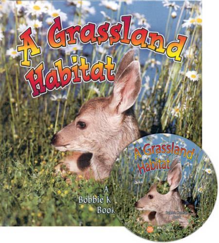 A Grassland Habitat - Introducing Habitats S.