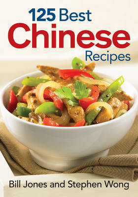 125 Best Chinese Recipes (Paperback)