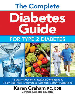 Complete Diabetes Guide for Type 2 Diabetes (Paperback)