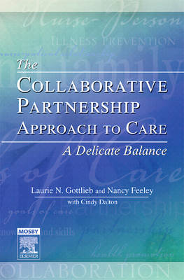 The Collaborative Partnership Approach to Care - A Delicate Balance: Revised Reprint (Paperback)