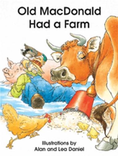 Song Box, Traditional Songs: Old MacDonald Had a Farm, 6-pack - SONG BOX (Hardback)