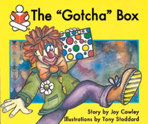 """Story Box, The """"Gotcha"""" Box - STORY BOX (Paperback)"""