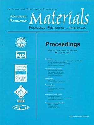 1997 International Symposium on Advanced Packaging Materials (Paperback)