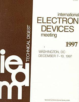 International Electron Devices Meeting 1997 (Paperback)