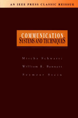 Communication Systems and Techniques (Paperback)