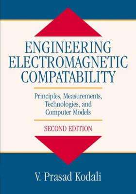 The Engineering Electromagnetic Compatibility (Hardback)