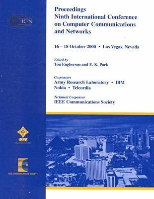 International Conference on Computer Communications and Networks: Conference Proceedings (Paperback)