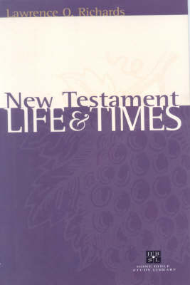 New Testament Life and Times (Hardback)