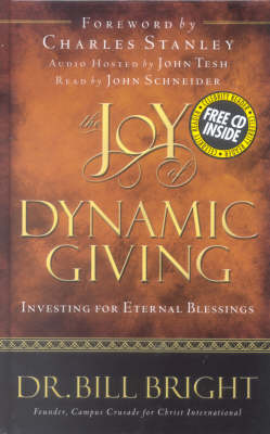 The Joy of Dynamic Giving (Hardback)
