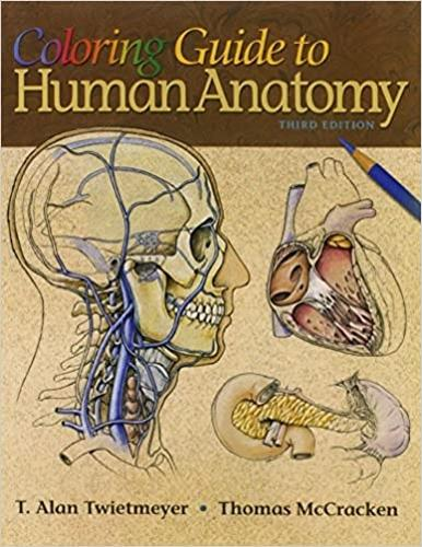 Coloring Guide to Human Anatomy (Paperback)