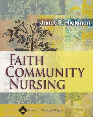 Faith Community Nursing (Paperback)