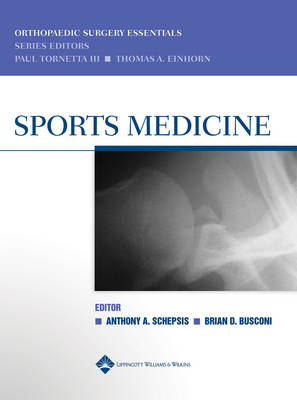 Sports Medicine - Orthopaedic Surgery Essentials Series (Hardback)