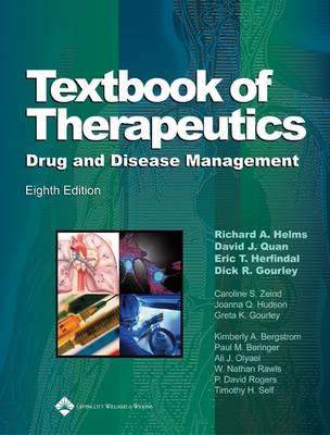 Textbook of Therapeutics: Drug and Disease Management (Hardback)