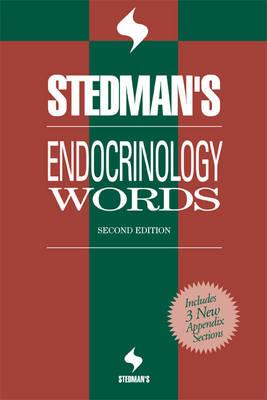 Stedman's Endocrinology Words on CD-ROM (CD-ROM)